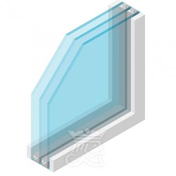 triple-glas-glaskoning